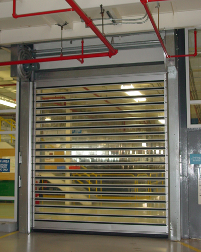 More Photos & Speed Door Solutions | Spiral FV